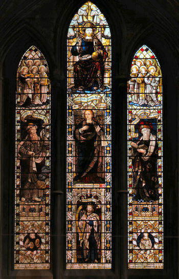 Architecture Worcester Cathedral Religion Worcester Cathedral Window Stained Glass