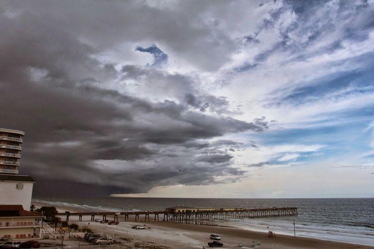 Beachphotography EyeEmbestshots Cloudsandsky Cloudporn Sto