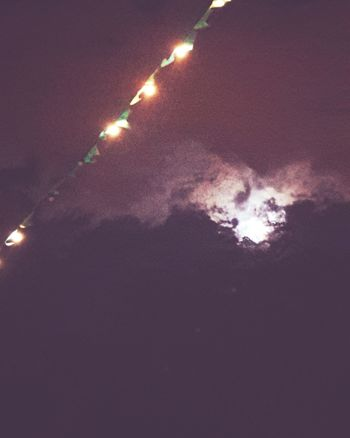 Night Dark CloudNature Moon Light Night Cloud - Sky Illuminated Dark Nature Beauty In Nature
