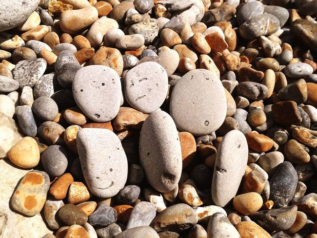 Stones Amis  Cailloux Pierre Visage Faces Friends