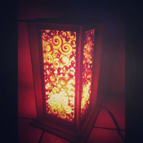 Lamp Handmade Jbscommunity Likeit ;)