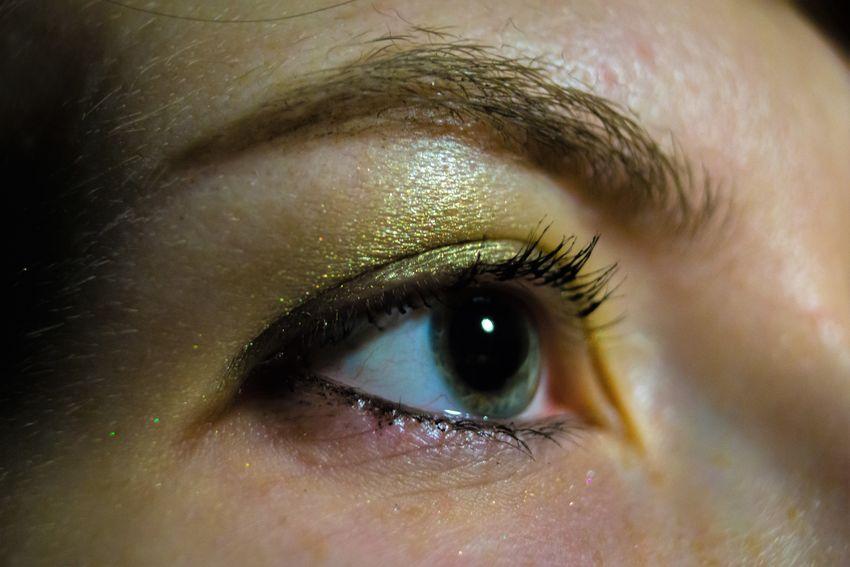 Close-up Day Eyeball Eyebrow Eyelash Eyesight Human Body Part Human Eye Human Skin Indoors  Iris - Eye One Person People Real People Sensory Perception Woman Eye