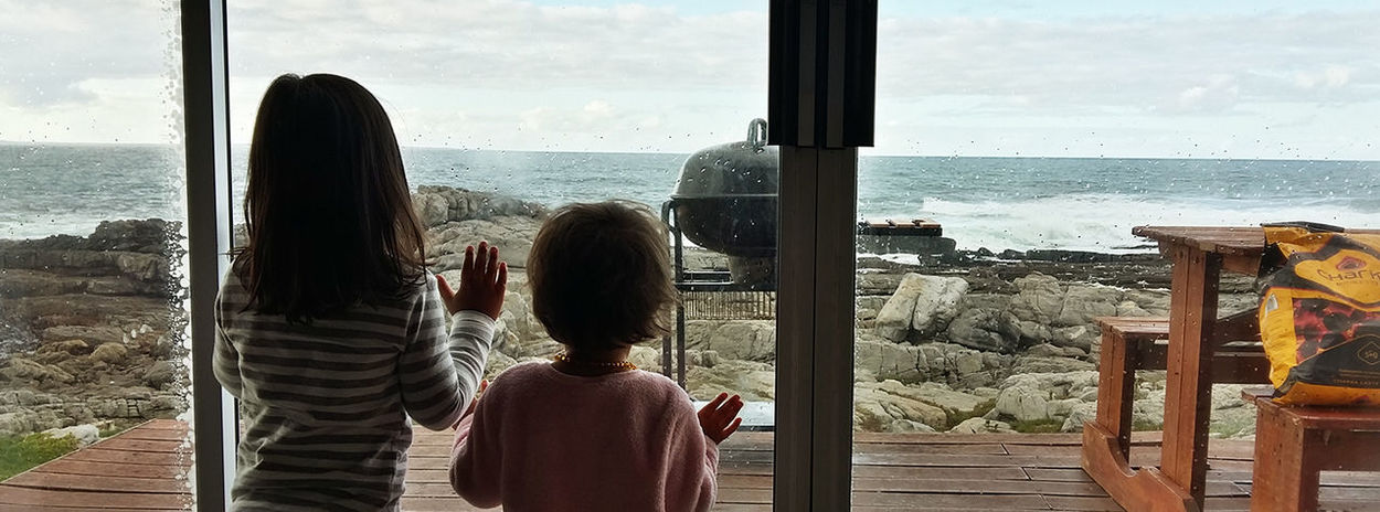 Waiting for the whales Southafrica Braai Hermanus Holiday Leisure Activity Lifestyles Mykids Ocean View Vacations Water Whale Festival Whale Watching Whales First Eyeem Photo
