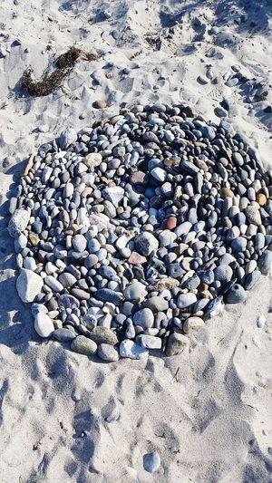 Stein an Stein - Meditation am Strand Beach Nature Sand Day Stone - Object EyeEm Nature Lover EeYem Best Shots Stone Stein Steine Steine Und Meer Steine Strandgut Strand Sand & Sea Ostsee Baltic Sea Darß Darß