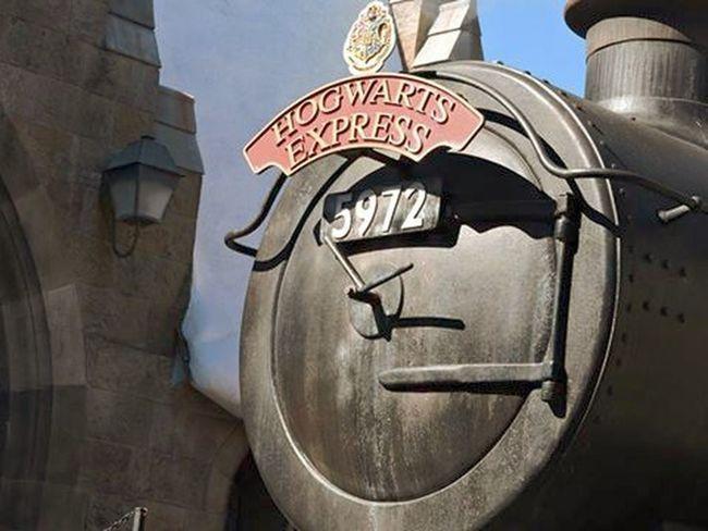 Hogwarts Express ❤
