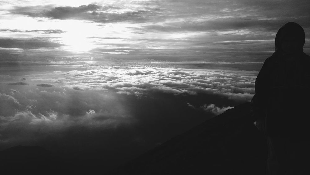 EyeEm Nature Lover Blackandwhite Clouds And Sky Taking Photos