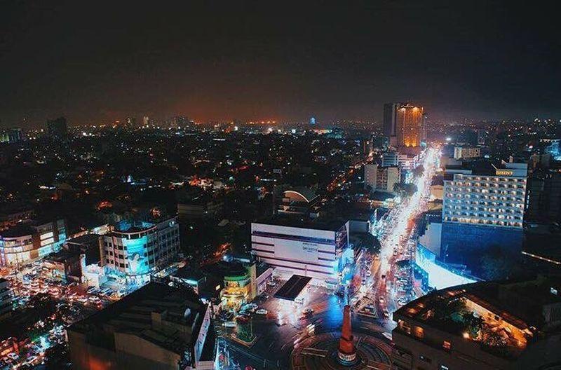 Quezon City Timog Avenue Philippines