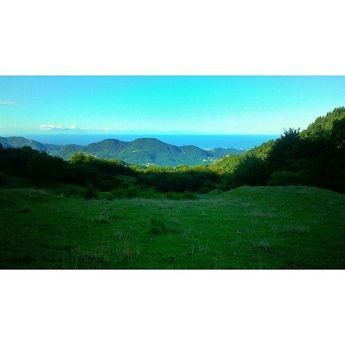 Gola di Sisa Sea Nature Sky Shadow Mountain Liguria Italianeography Igersitalia Direzioneitalia Altaviadeimontiliguri Creto Sisa