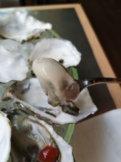 Oyster, Oyster  Leicacamera Drink Water Healthy Lifestyle Close-up Food And Drink