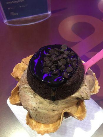 Chocolava Creamstone