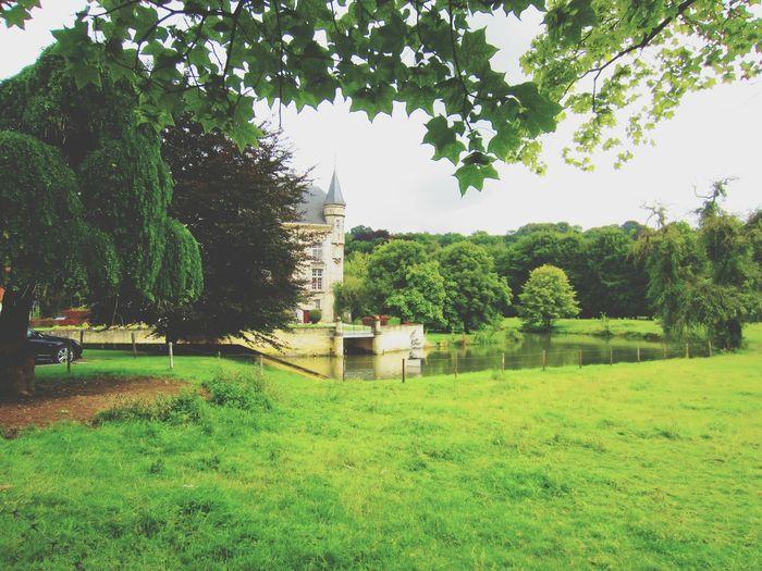 Kasteel Schaloen Oud Valkenburg Prachtig_limburg Noedit DitisLimburg Eyeemnaturelover💕💕😊☺ Landscape_photography Lovelynatureshots Limburgs Landscape