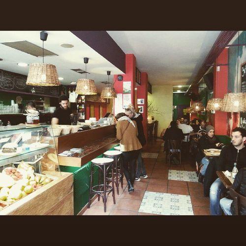 consigliato! un ristorante veg molto carino e buono Vegetalia Barcelona Veg Vegan