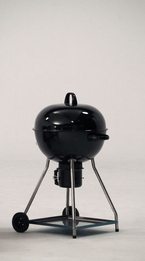 BBQ stove that made from black color steel for party or family picnic and on white background studio. Studio Shot Indoors  No People Copy Space Single Object Gray Gray Background Still Life White Background Technology Black Color Absence Office Office Chair Full Length Nostalgia Table Travel Flooring Wheel Grill; Bbq; Barbecue; Isolated; Stove; White; Background; Metal; Clean; Charcoal; Gas; Equipment; Household; Portable; Black; Picnic; Roast; Heater; Cooking; Grilling; Cook; New; Outdoor; Camping; Modern; Kettle; Food; Hot; Steel; Accessory; Appliance; Ov