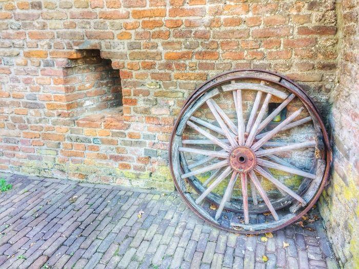 The lost wheel