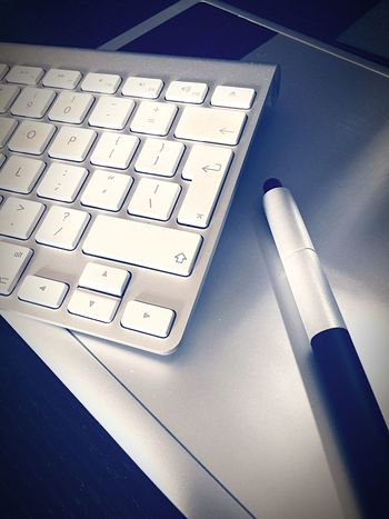 The right tools Photography Tablette Keyboard Pencil Drawing Mouse Office Lifestyle Work Creative Story