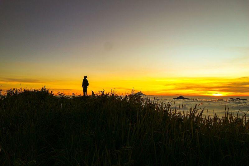 Sunset di