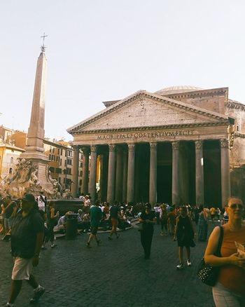 Panteão Rome Nostragironataaroma Goingrome Fromromewithlove 💟