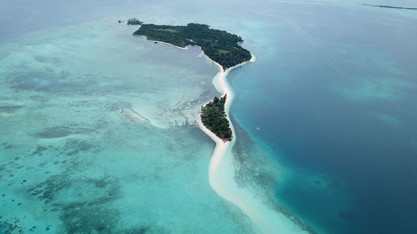 Dodola Besar and Dodola Kecil Island, Morotai Island Regency, North Maluku (Mollucas) Aerial Shot DJI Mavic Pro DJI X Eyeem Drone  Aerial View Beach Beauty In Nature Day Dji Island Maluku  Maluku Utara Mavic Pro Morotai  Morotaiisland Nature One Person Outdoors People Sea Water