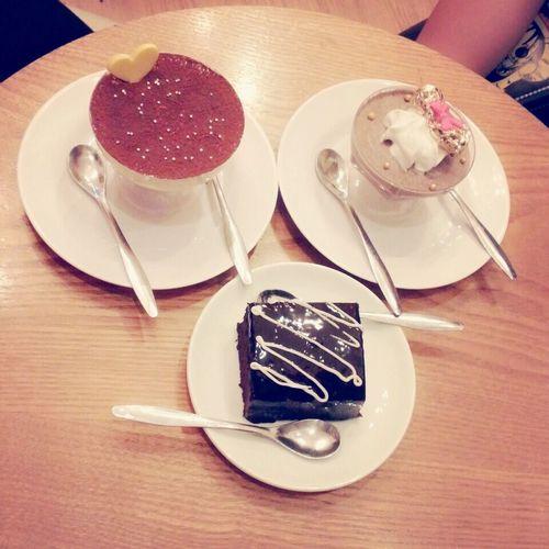 Tiramisu Cake Brownie Cake Yummy♡ Hanging Out