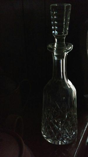 Bottle Black Background Wine Moments Crystal Glassware Port Deliciousbeverage