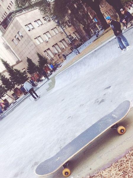 Skate all day sabelo Skate Skateday Houssayplaza First Eyeem Photo