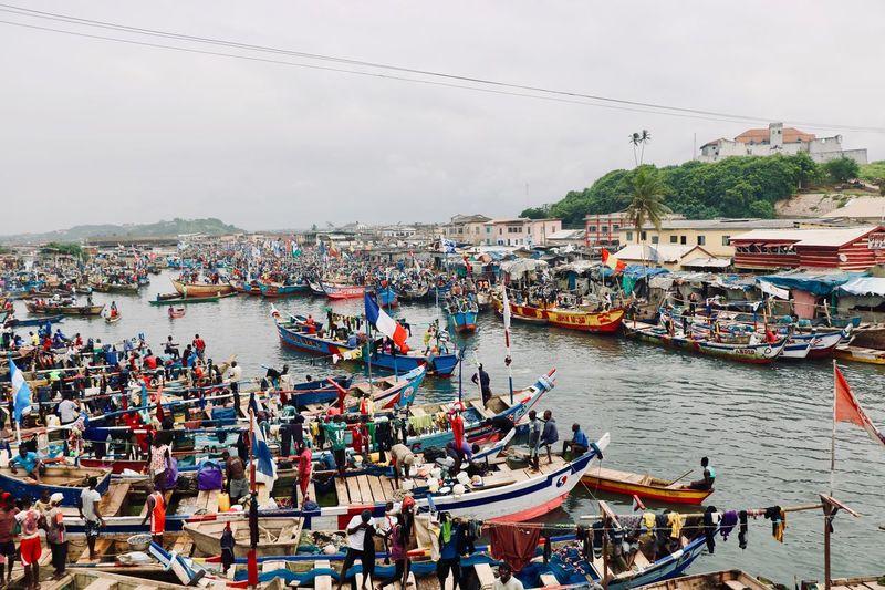 Fishertown in
