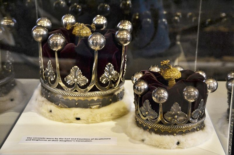 Indoors  Jewelry Ornate Close-up Luxury Wealth No People Precious Gem Table Day Travel Photography Travel Scotland Politics And Government Crown The Crown Queen