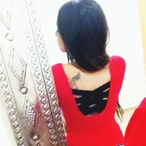 My Favorite Color Red