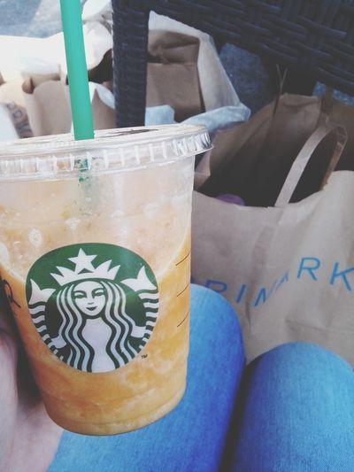 ??? Shopping ♡ Frankfurt Primark Starbucks