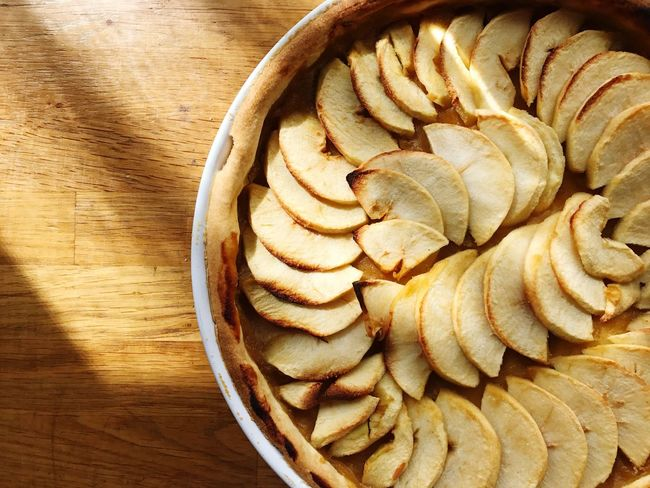 Food Apple Apple Tart Homemade Too Good To Eat I Made It  Family Time