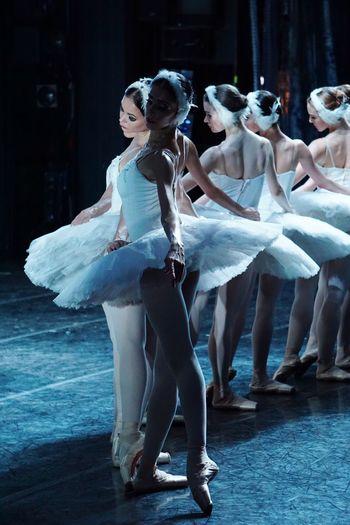 Mariinsky Ballet Dancing Ballet Dancer Dancer Russia Vaganova Academy Stage