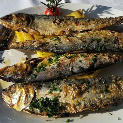 Ristorante Monteisola Vittoria Sardine secche ottime piatto tipico italy lago expoborghi