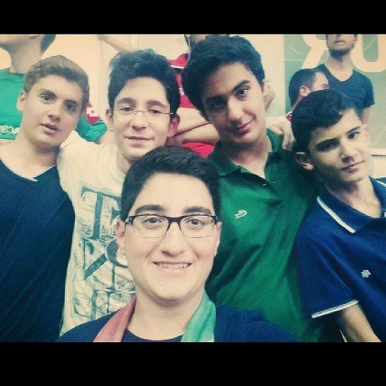 Picoftheday Karşıyaka Fenerbahce  Basketbol maçı izmir