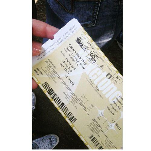 When in Rome 😍❤💕 Backinmycity Home Welcomeback MyBae stadioolimpico romamor Roma romacapitale romacapoccia goldengala2015 cool bro herewego mycity Foroitalico fromromewithlove followforfollow likeforlike instamoment coolstory curvasud romavecchiemaniere