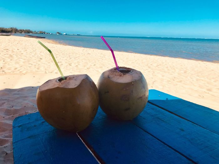 Coconut dream Holidays Madagascar  EyeEm Selects Water Land Food And Drink Food