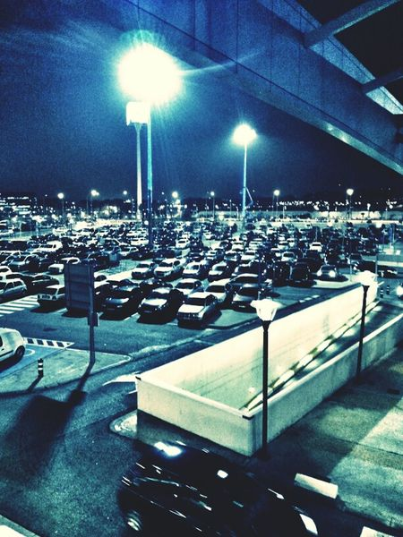 Lights Night Lights Cars Nightcall