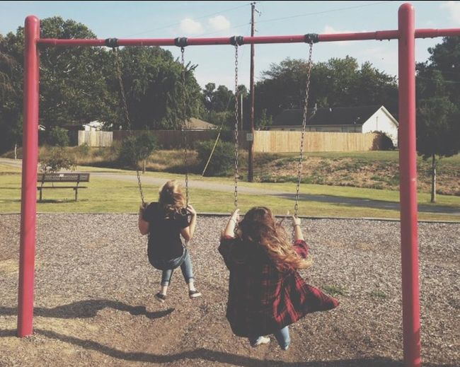 My aesthetic > yours✖️😅✌🏻️ Punk Aesthetic Grunge Indie Tumblr Dreamer Hipster Park Friends Swing