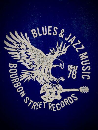 Blues Music Tshirts Tee Shirt Bourbon Street T Shirts Jazz Tshirt The Blues T_shirt Bourbon Street Records T Shirt Collection Tshirt♡ Tshirtmaniac T_shirt T Shirt Design