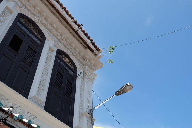 Life on top Jonker Street Melaka