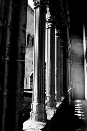 Architectural Column History Travel Destinations Architecture Built Structure Travel Tourism Old Ruin Religion Low Angle View Ancient Colonnade Spirituality Outdoors No People Day Ancient Civilization Shadows & Lights Castle Olite Black And White Blackandwhitephotography Black & White Photography Welcome To Black Neighborhood Map Lost In The Landscape Perspectives On Nature Black And White Friday EyeEmNewHere