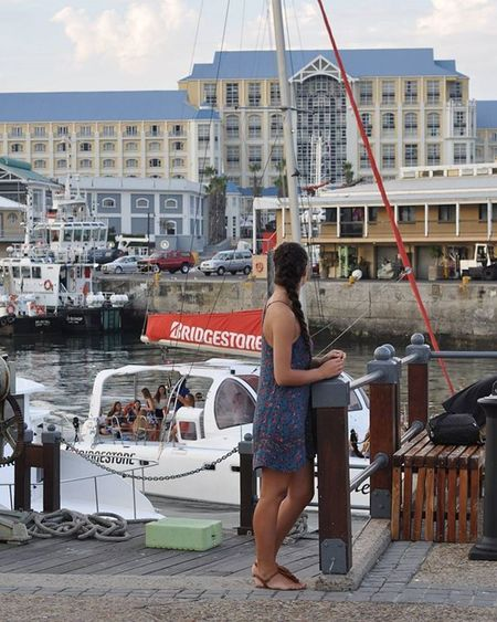 Waterfront Sailing Summer Capetown