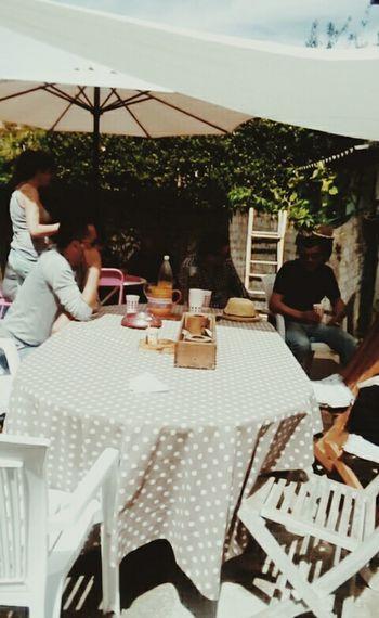Barbecue Season Summer ☀ Family Time