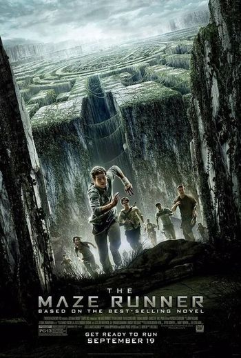 The Maze Runner Correr O Morir Genial