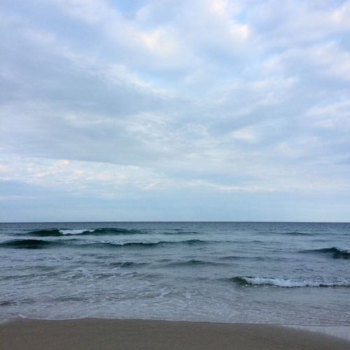 Beachphotography Beach Cloudy Day Sea And Sky Sea Brazil Relaxing Sand Sky Sea Sand
