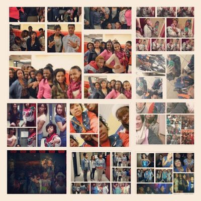 Februarychallenge Day 2: Bestfriend(s) I love all of youss ; D and without you guys I wouldn't be who I am today ♡