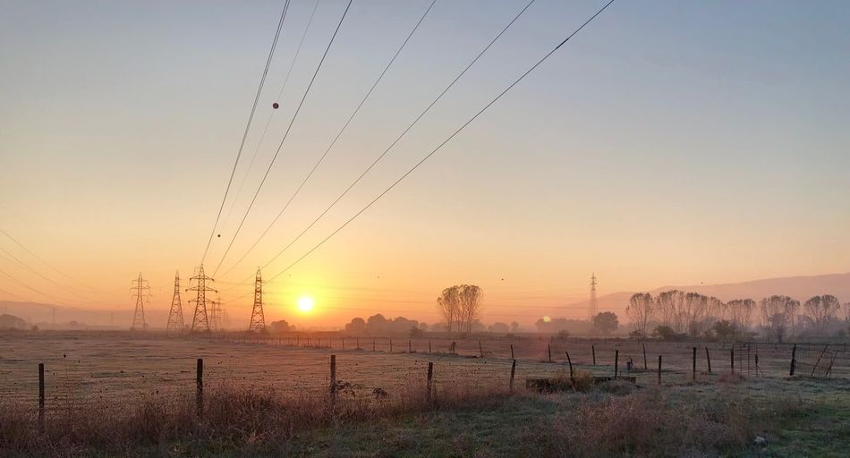 Winteriscomin Beforewinter Sunrise Morning Nature Cold Coldsnap -1