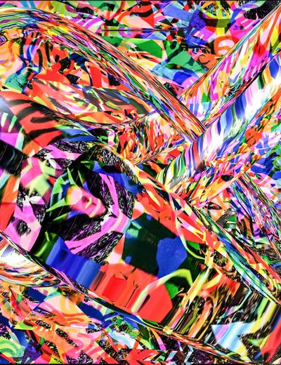 Photographic Approximation OpenEdit How Much Colour Can You Get In One Picture