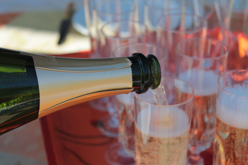 Aperitif Champagne France France Photos Aperitivo  Bottle Bouchon Bouchon De Champagne Bouteille De Champagne Champagne Flute Cork - Stopper Frankreich Glass Korken No People Sekt Sektgläser Sparkling Wine Wine