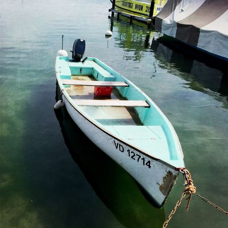 Lake Green Boat