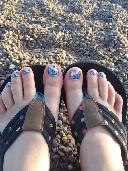 Corpus Christi, Tx Texas Corpus Christi Toes Feet Nail Art Nails Nailpolish 4th Of July July4th July Independence Day